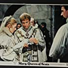 Vanessa Redgrave, Timothy Dalton, and Tom Fleming in Mary, Queen of Scots (1971)