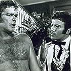 William Shatner and Doug McClure in Barbary Coast (1975)