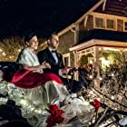 Niall Matter and Erin Krakow in Marrying Father Christmas (2018)