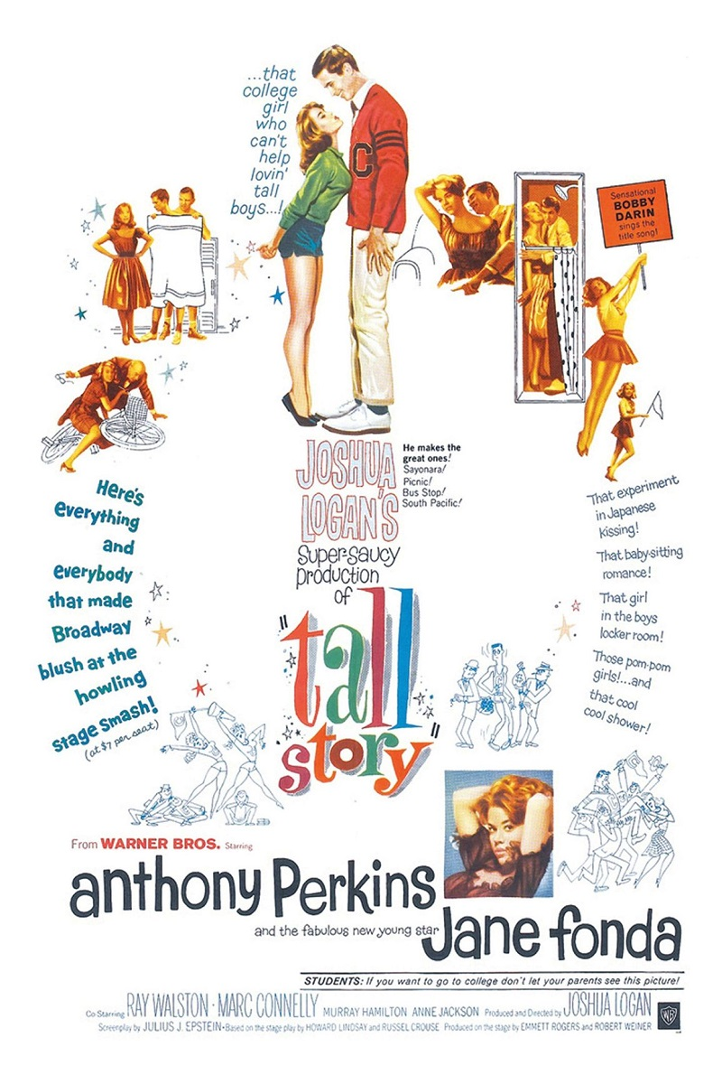 Tall Story (1960) - IMDb
