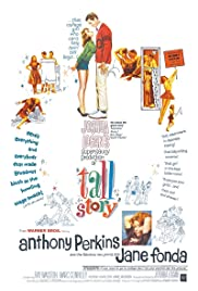 Tall Story(1960) Poster - Movie Forum, Cast, Reviews