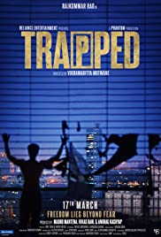 Trapped 2016 Hindi Full Movie Download Free DVDRip 720p
