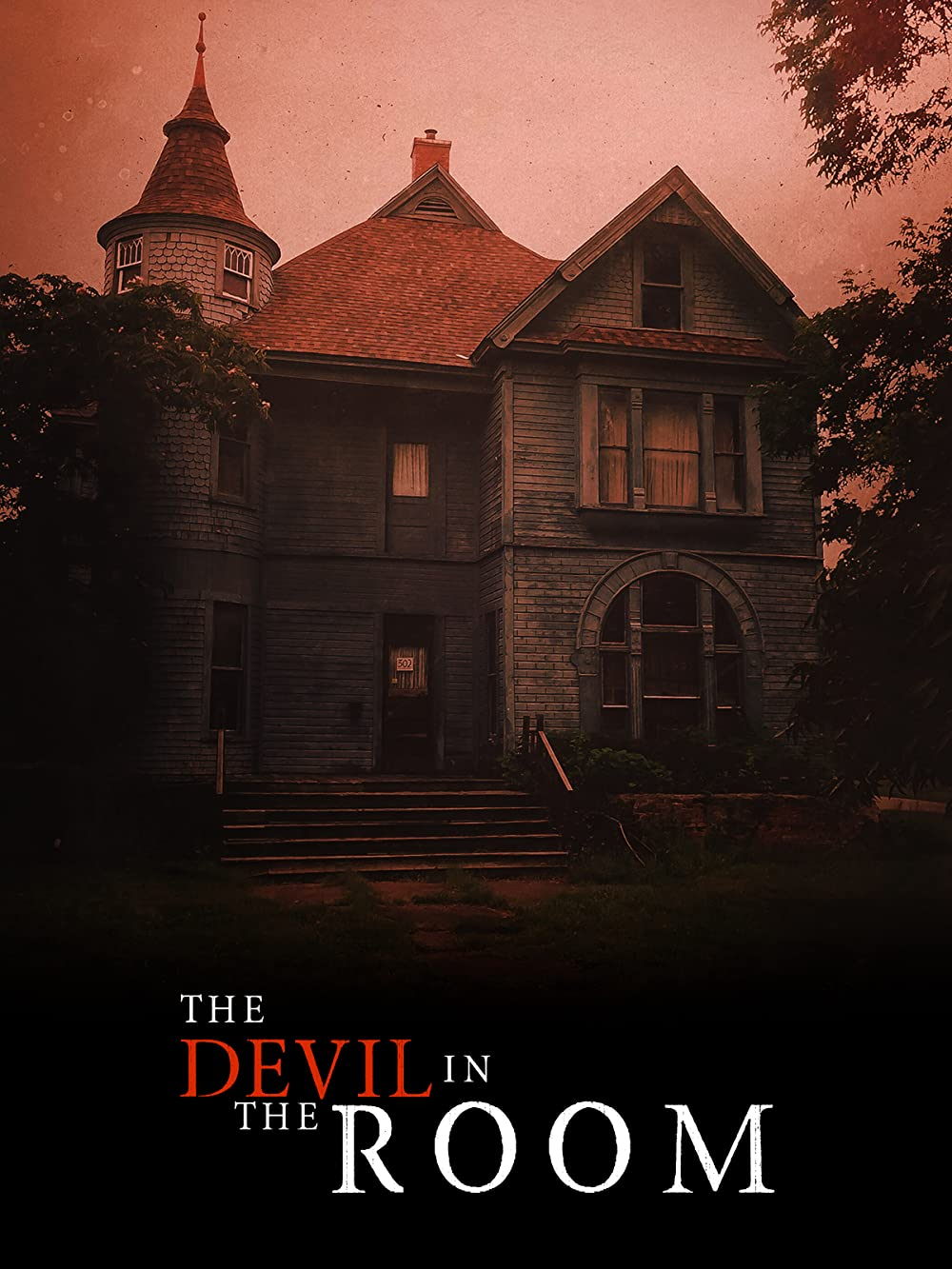 The Devil in the Room 2020 English 1080p HDRip 1GB Download