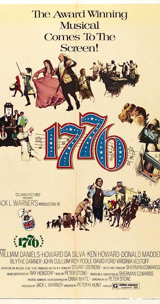 Watch Full HD Movie 1776 (1972)