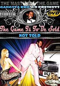 Wmv free movie downloads The Game Is to Be Sold Not Told [Quad]