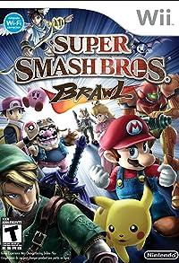 Primary photo for Super Smash Bros. Brawl