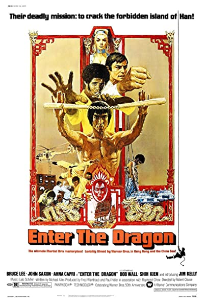 Enter the Dragon (1973) BluRay 480p, 720p & 1080p