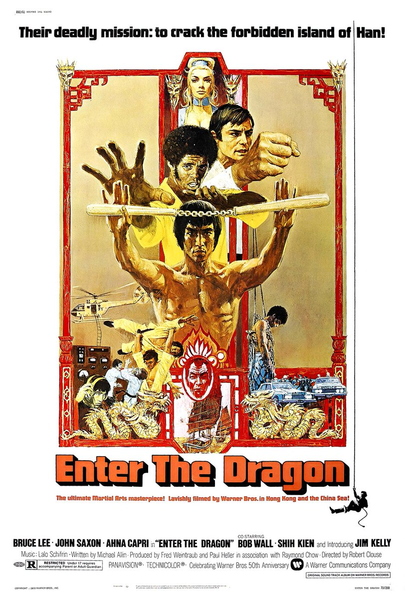 Enter the Dragon (1973) BluRay 480p, 720p & 1080p