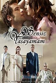 Mustafa Alabora, Suna Selen, Emre Kinay, Özgür Çevik, Gülçin Santircioglu, and Burcu Binici in Sensiz Yasayamam (2010)