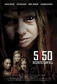Daffany McGaray Clark, Vanessa Giordano, Ashlyn Pearce, and Kirby Johnson in 5150 (2016)
