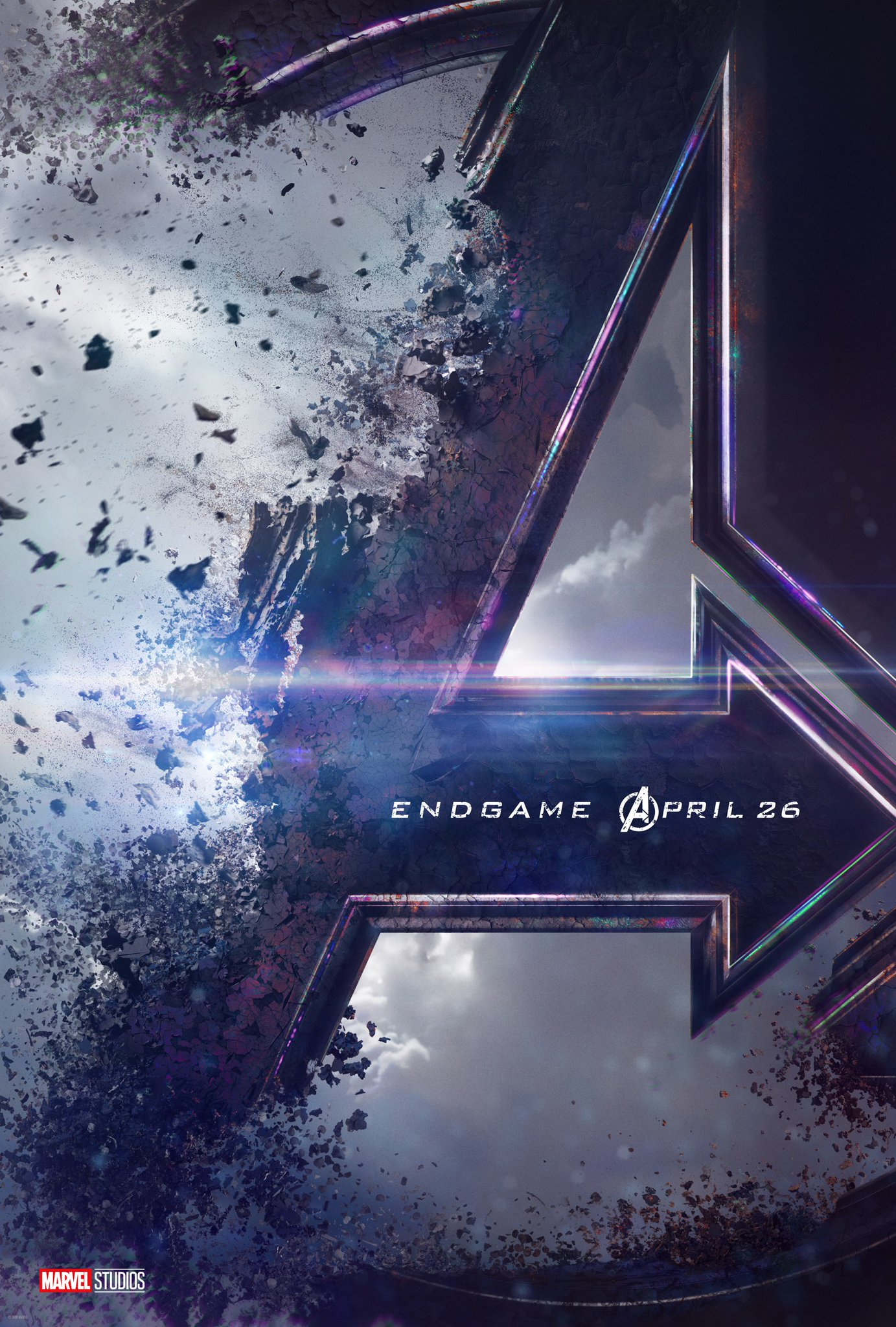 Image result for Avengers: Endgame poster
