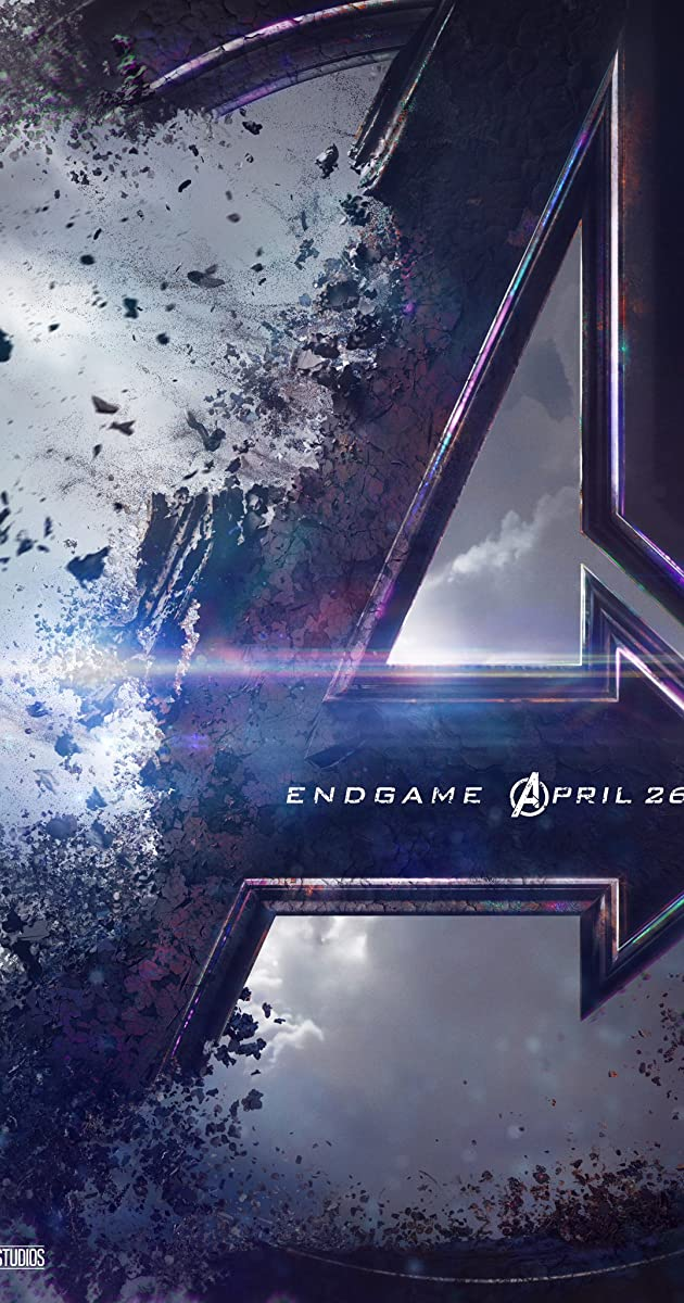 Keršytojai: Pabaiga / Avengers: Endgame (2019)