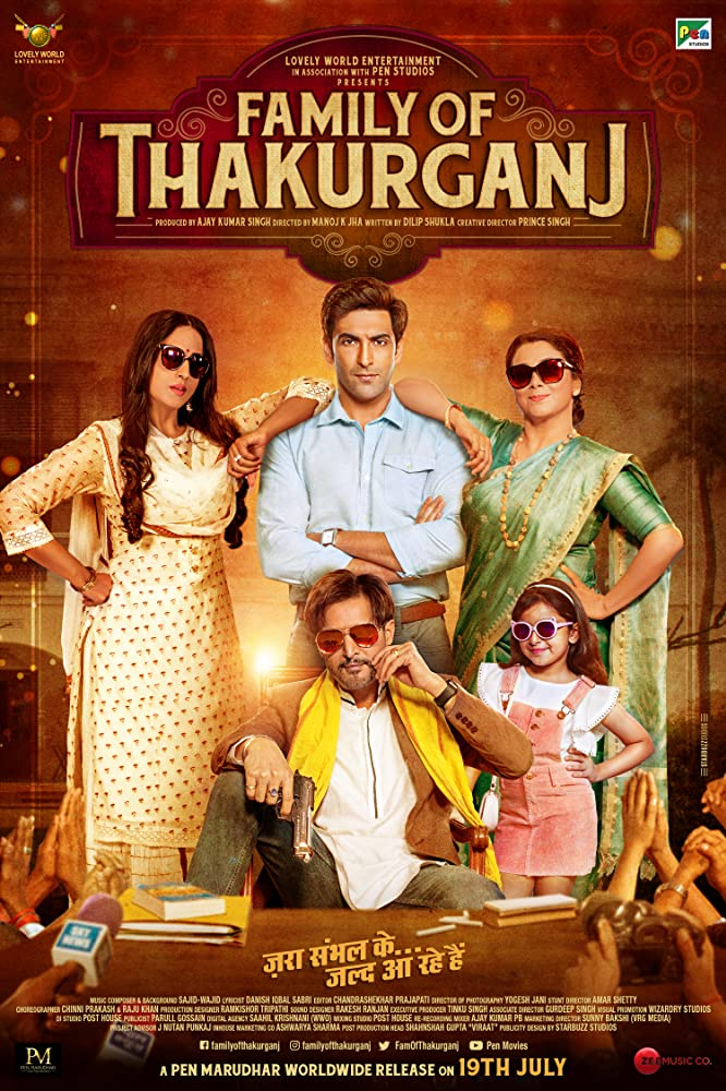 Family of Thakurganj (2019) Hindi Movie 350MB Pre-DVDRip 480p Download