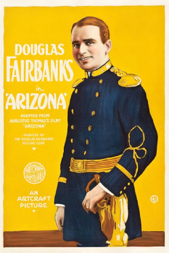 Douglas Fairbanks in Arizona (1918)