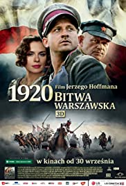 Battle of Warsaw 1920 Poster