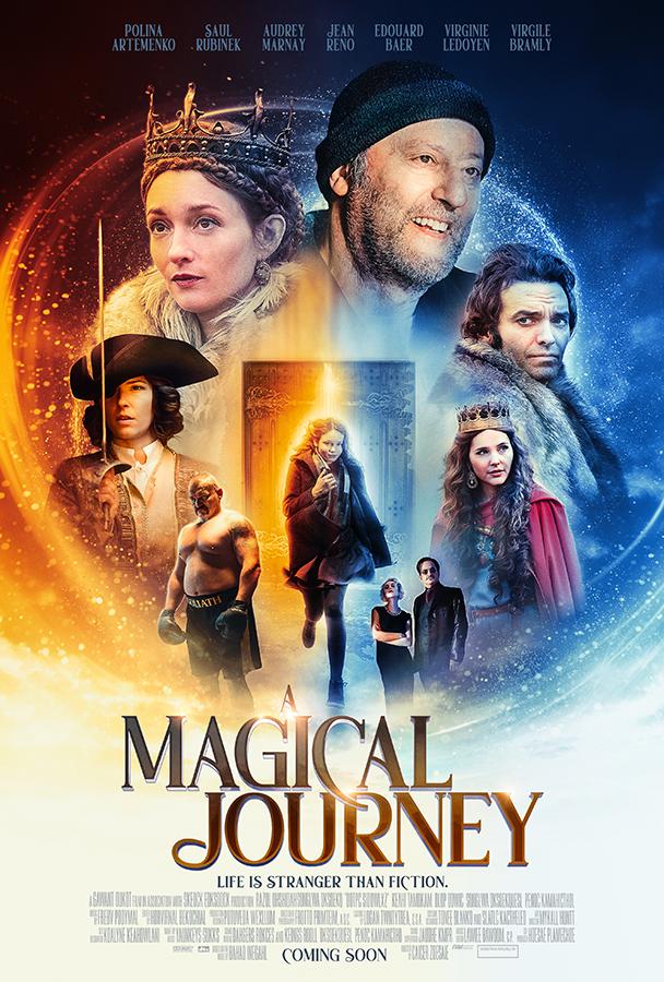 A Magical Journey (2019) - IMDb
