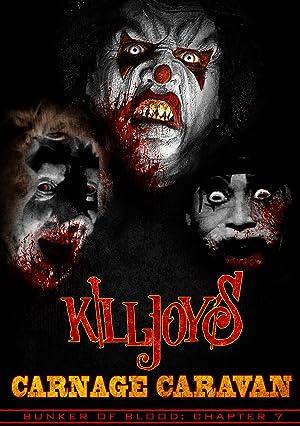 Where to stream Bunker of Blood 07: Killjoys Carnage Caravan