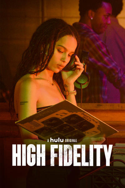 Zoë Kravitz in High Fidelity (2020)