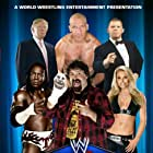 Bob Backlund, Mick Foley, Booker Huffman, Bruno Sammartino, Trish Stratus, and Donald Trump in WWE Hall of Fame 2013 (2013)