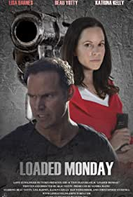 Lisa Barnes and Beau Yotty in Loaded Monday (2021)