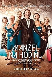 Manzel na hodinu Poster