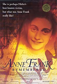 Primary photo for Anne Frank Remembered