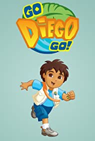 Rosie Perez, Jose Zelaya, Jake T. Austin, Gabriela Aisenberg, Constanza Sperakis, and Keeler Sandhaus in Go, Diego! Go! (2005)