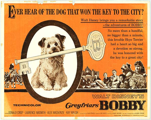 Greyfriars Bobby: The True Story of a Dog (1961) - Photo Gallery ...