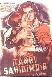 Tanri sahidimdir Poster