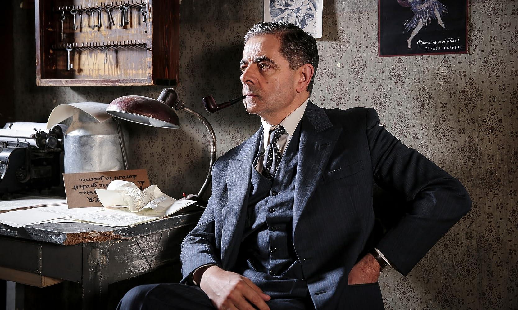 Maigret Sets a Trap (2016) Online