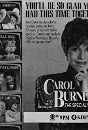 Carol Burnett: The Special Years Poster
