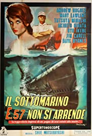 Submarine I-57 Will Not Surrender Poster