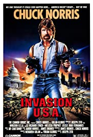 Invasion U.S.A. (1985) Poster - Movie Forum, Cast, Reviews