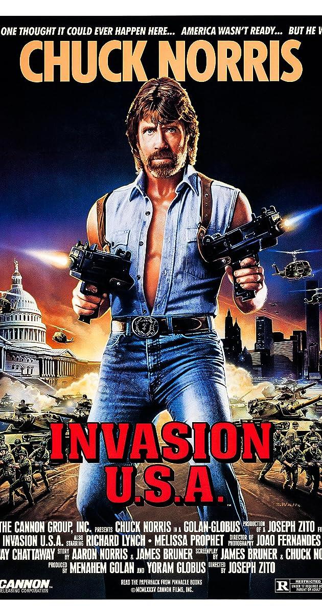 Subtitle of Invasion U.S.A.