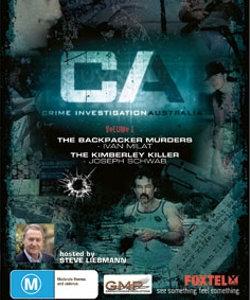 Where to stream CIA: Crime Investigation Australia