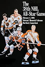 1986 NHL All-Star Game Poster