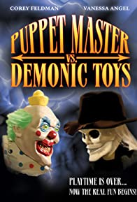 Primary photo for Puppet Master vs Demonic Toys