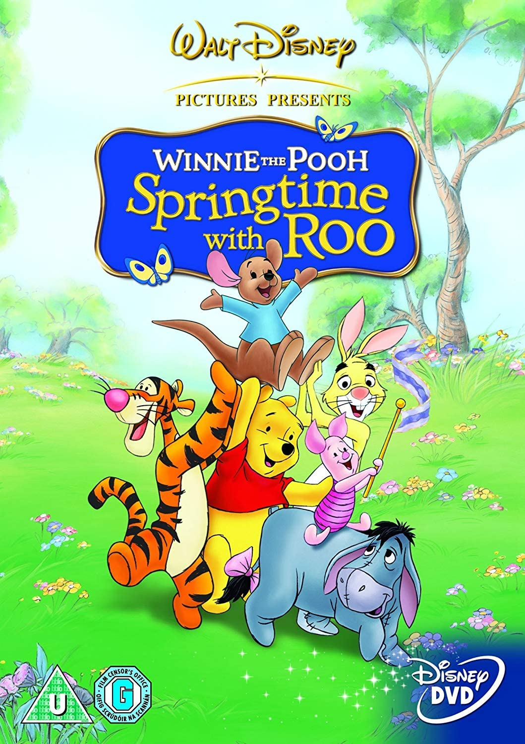 Winnie the Pooh: Springtime with Roo (2004) Hindi Dubbed