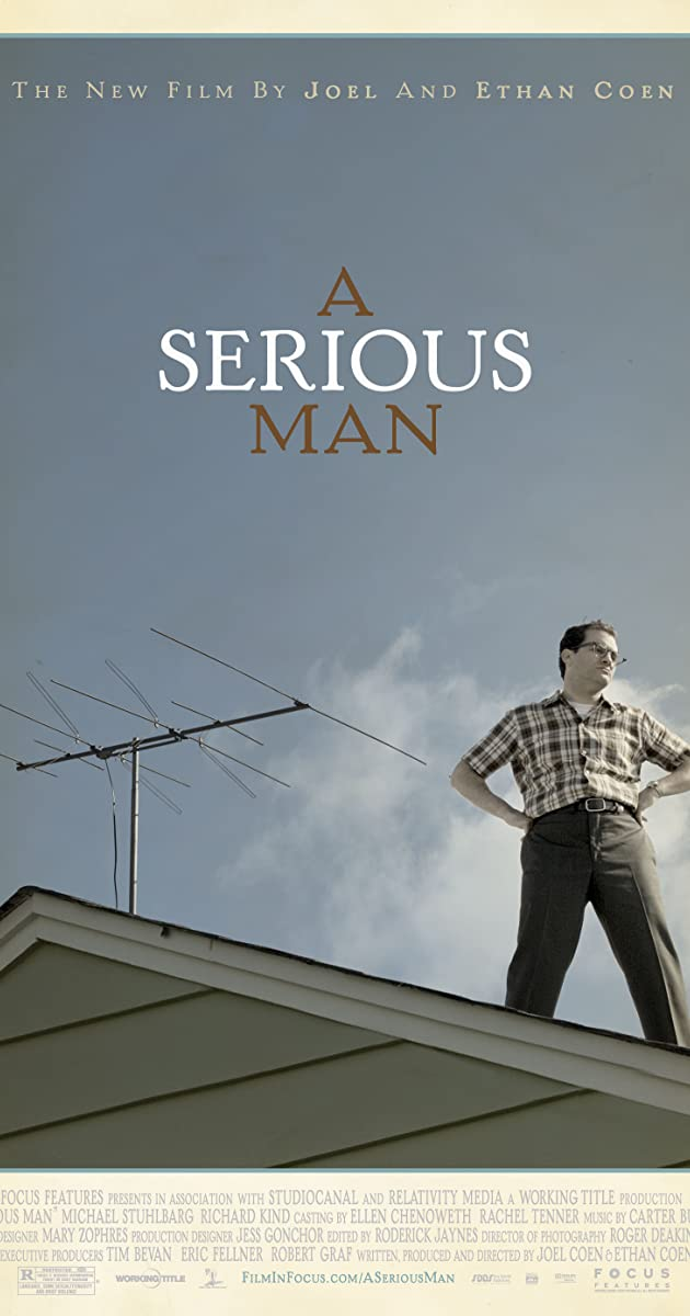 Subtitle of A Serious Man