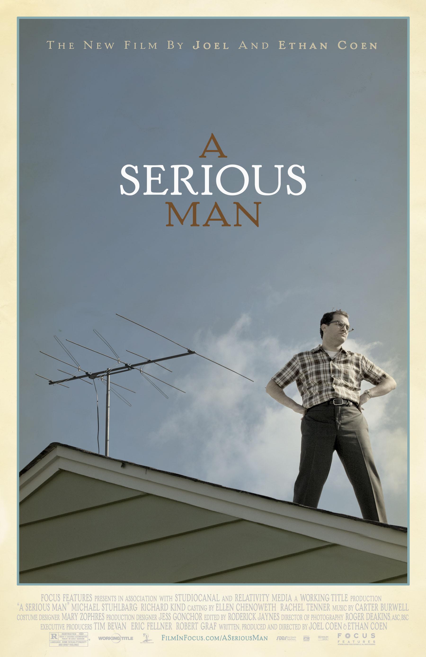 A Serious Man (2009) BluRay 480p, 720p & 1080p
