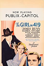 The Girl in 419 Poster