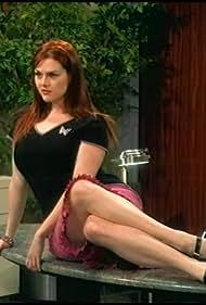 Sara Rue in Less Than Perfect (2002)