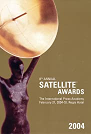 The 8th Annual Golden Satellite Awards Poster