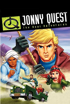 Where to stream The Real Adventures of Jonny Quest