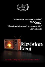 Television Event Poster