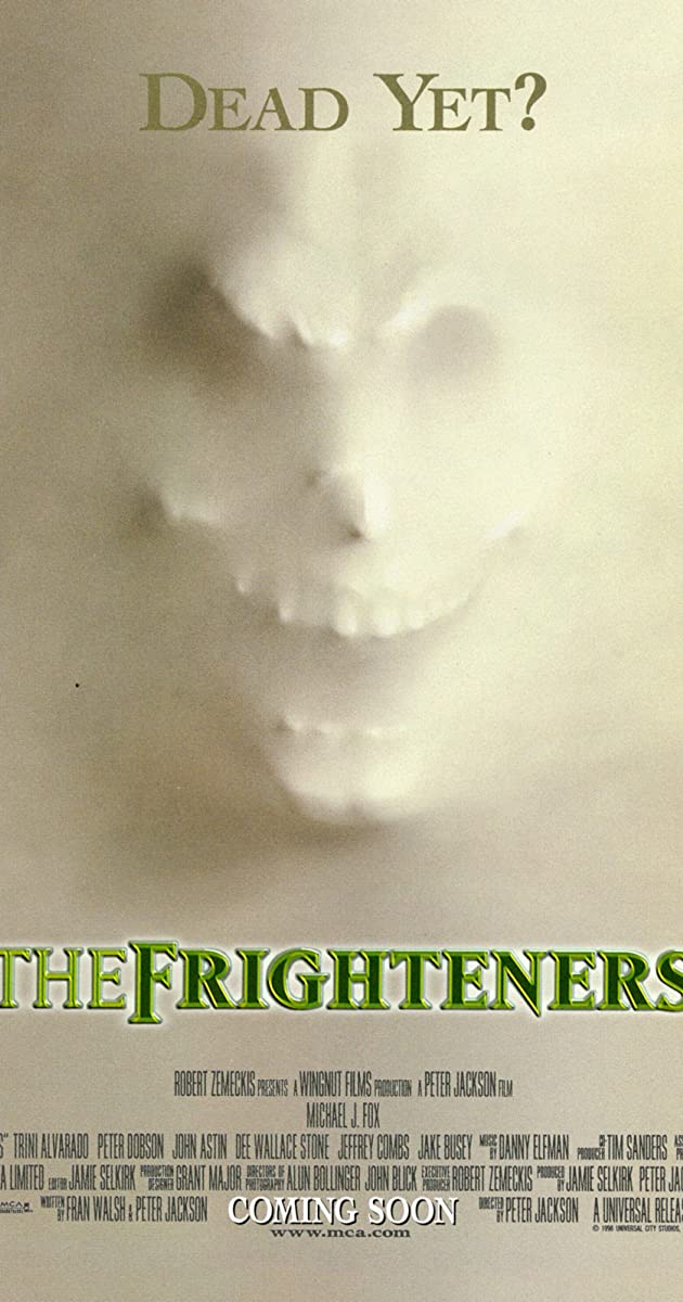 Subtitle of The Frighteners