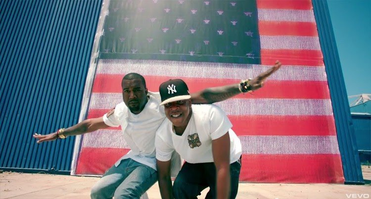 Jay Z Kanye West Otis 2011