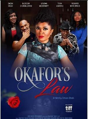 Okafor's Law ( Okafor's Law )