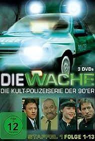 Beatrice Bergner, Hans Heinz Moser, Axel Pape, and Michael Zittel in Die Wache (1994)