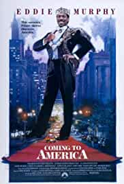 Coming to America (1988) Hindi Dubbed
